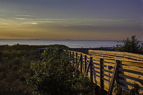 Photograph - Chesapeake Sunset  by Pete Federico