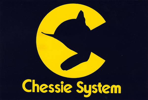 Chesapeake And Ohio Wall Art - Drawing - Chessie System by The Baltimore and Ohio Railroad