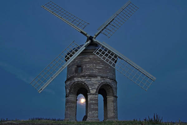 Photograph - Chesterton Windmill by Jeremy Hayden