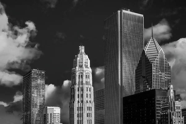 Chicago Skyline Art Photograph - Chicago View by Andrew Soundarajan