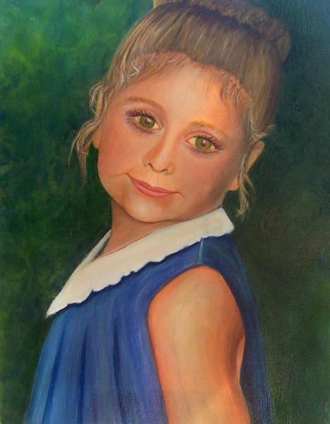 Painting - Chloe by Susan Dehlinger