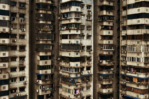 Photograph - Chongqing by Songquan Deng