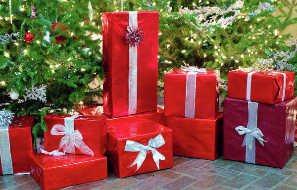 Photograph - Christmas Presents 2 by Cynthia Guinn