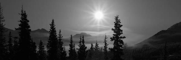 Photograph - Chugach Mist by Ed Boudreau