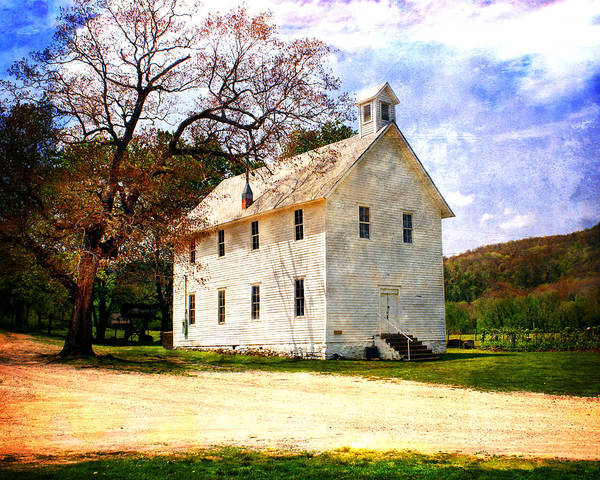 Photograph - Church At Boxley by Marty Koch