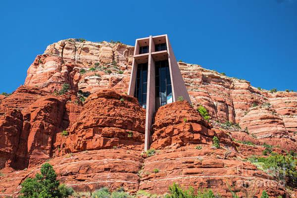 Photograph - Church by Mark Jackson