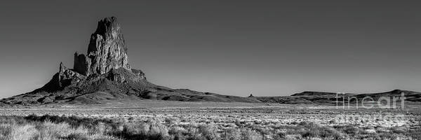 Wall Art - Photograph - Church Rock Black And White by Twenty Two North Photography