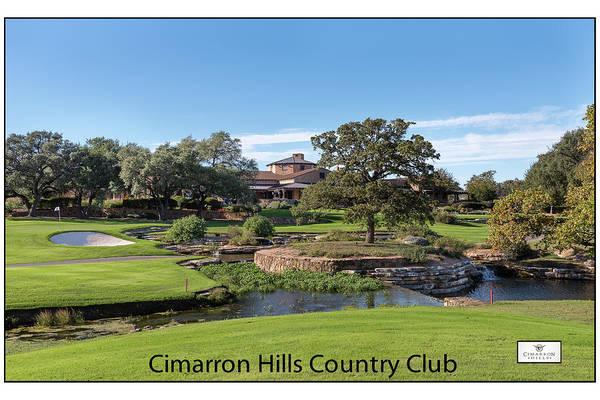 Photograph - Cimarron Hills by John Johnson