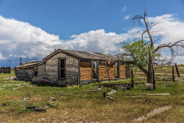 Photograph - Cisco, Utah, Ghost Town by Janice Bennett