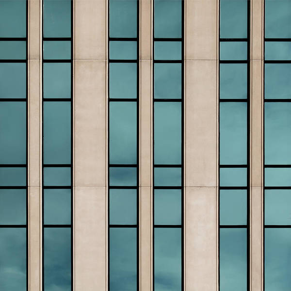 Photograph - City Grid 6 by Stuart Allen