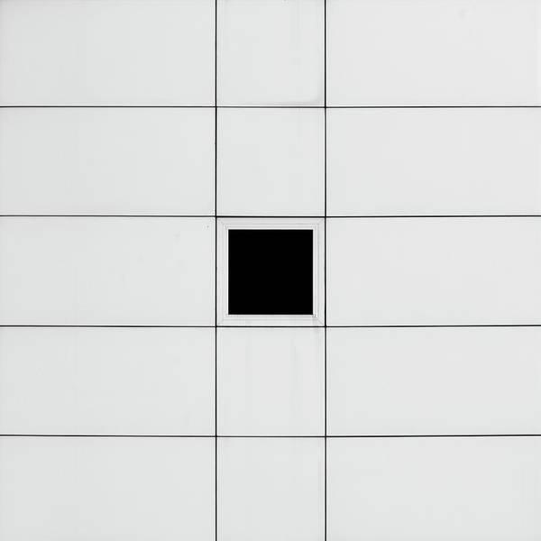 Photograph - City Grids 36 by Stuart Allen