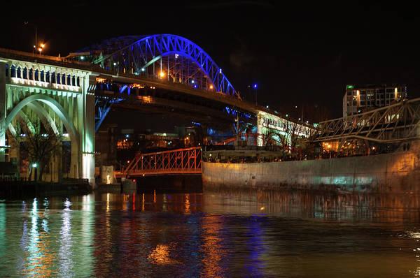 Photograph - City Lights by Stewart Helberg