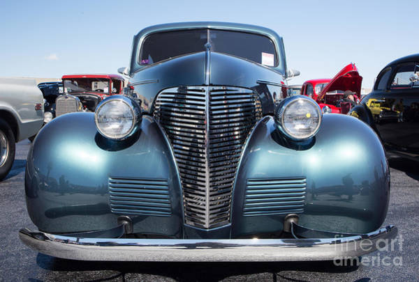 Photograph - Classic 1939 Chevrolet by Kevin McCarthy