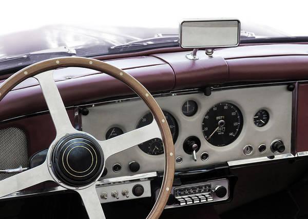 Cabriolet Photograph - Classic Car by Carlos Caetano