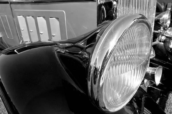 Photograph - Classic Cars by Steven Lapkin