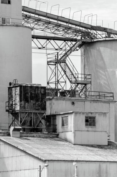 Photograph - Cleveland Industry by Stewart Helberg