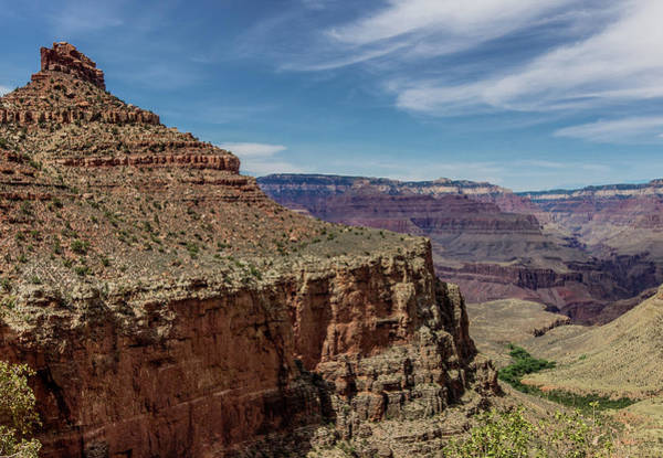 Photograph - Cliffs In The Grand Canyon by Pete Hendley