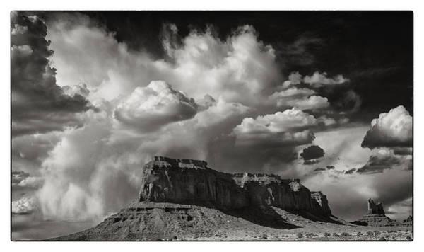 Wall Art - Photograph - Cloud Burst by Robert Fawcett