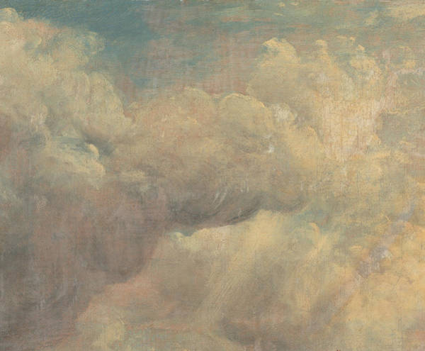 Painting - Cloud Study by John Constable
