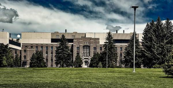 Laramie Photograph - College Of Architecture - University Of Wyoming by L O C