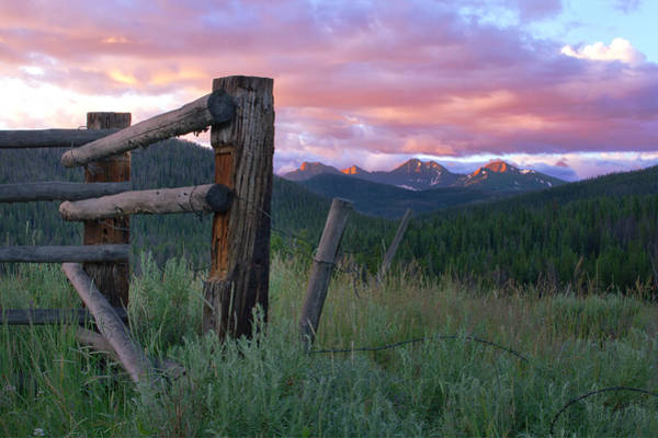 Alpen Glow Wall Art - Photograph - Colorado Glory by Ronda Kimbrow
