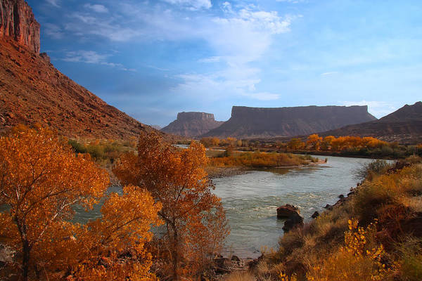 Photograph - Colorado River by Mark Smith