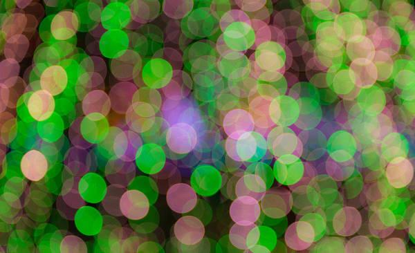 Photograph - Colorful Circles Of Light by Joye Ardyn Durham