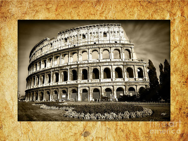 Wall Art - Photograph - Colosseo by Stefano Senise