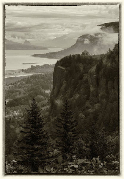 Wall Art - Photograph - Columbia River Gorge by Angie Vogel
