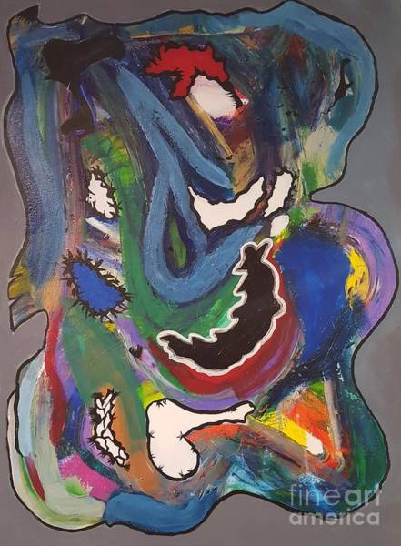 Painting - Coming Soon 1 by Victoria Bosman