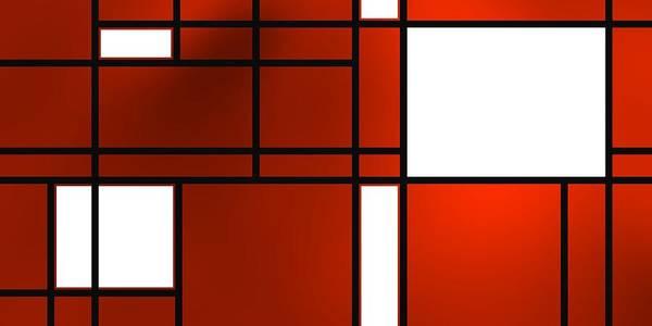 Digital Art - Composition 10 by Alberto RuiZ