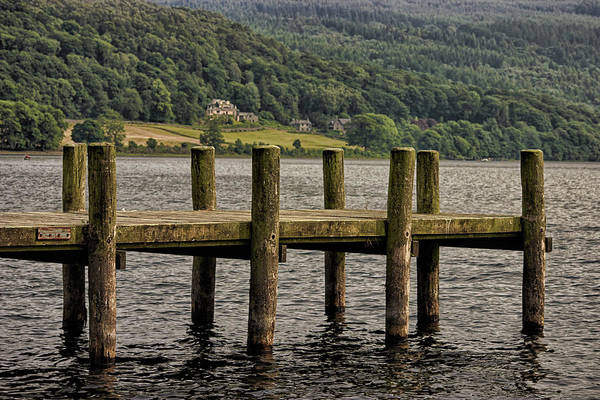 Lake District Wall Art - Photograph - Coniston Water by Martin Newman