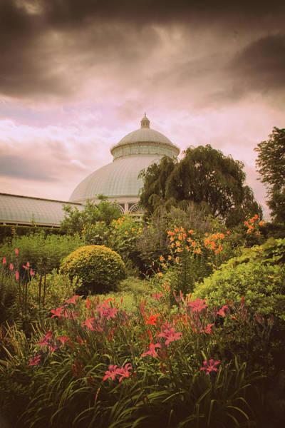 Conservatory Photograph - Conservatory Garden by Jessica Jenney