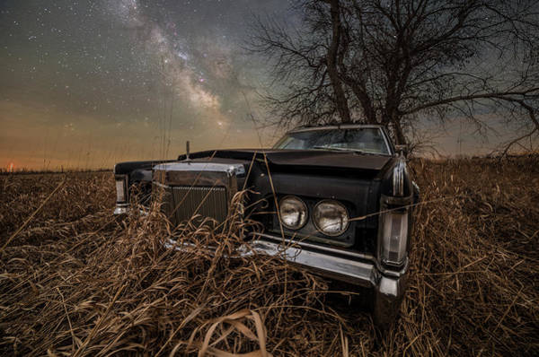 Photograph - Continental  by Aaron J Groen