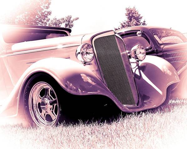 Wall Art - Photograph - Cool Ride by Perry Webster