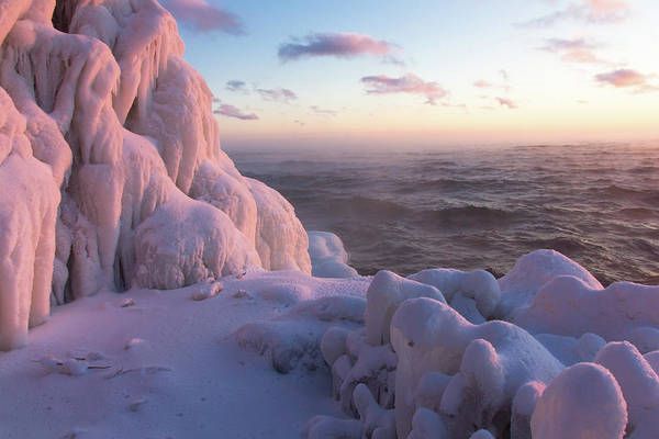 Lake Superior Photograph - Coolness by Mary Amerman