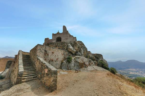 Chapelle Photograph - Corbara - Corsica by Joana Kruse