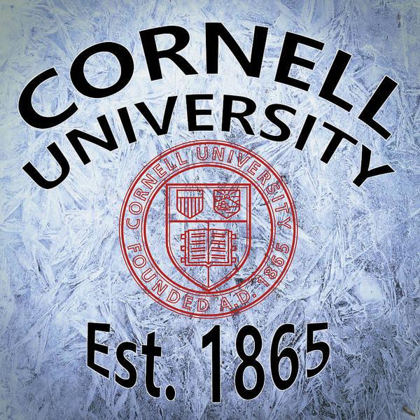Digital Art - Cornell University Est. 1865 by Movie Poster Prints