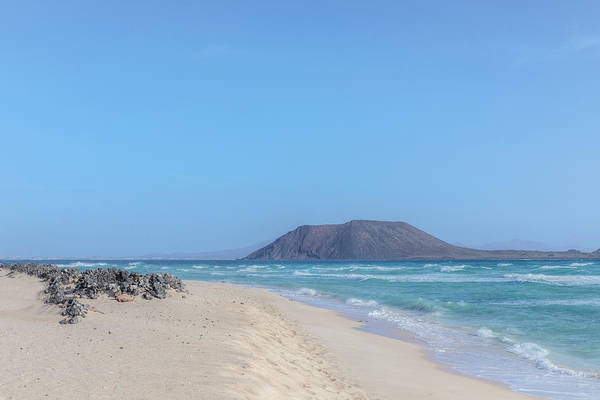 Isla Wall Art - Photograph - Corralejo - Fuerteventura by Joana Kruse