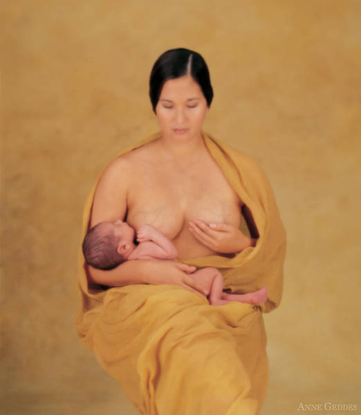 Wall Art - Photograph - Corrine And Charlie by Anne Geddes