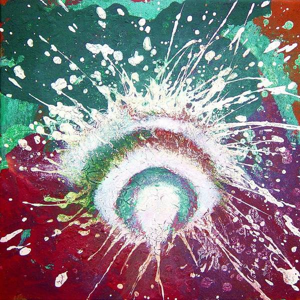 Painting - Cosmogony by Bebe Brookman