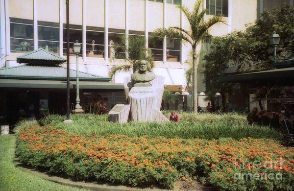 Photograph - Costra Rica City Center by Ted Pollard