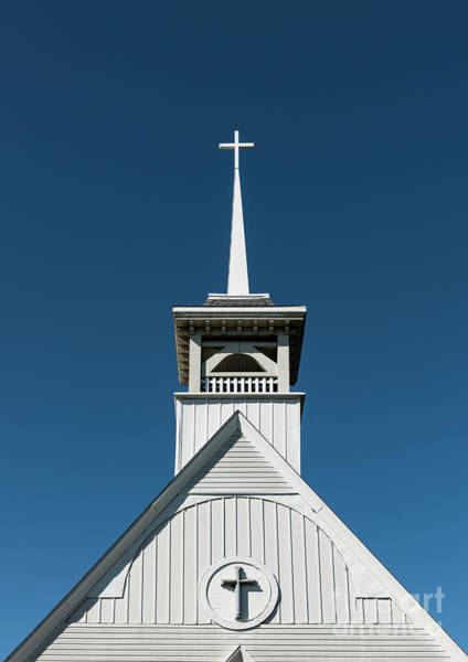 Wall Art - Photograph - Country Church by John Greim