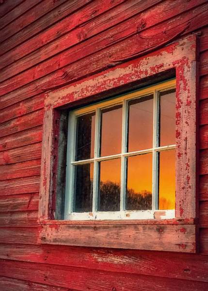 Photograph - Country Sunset by Kendall McKernon
