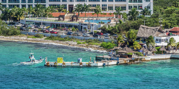Wall Art - Photograph - Cozumel Coastline  by Betsy Knapp