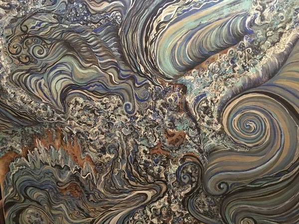 Painting - Crash by Mastiff Studios