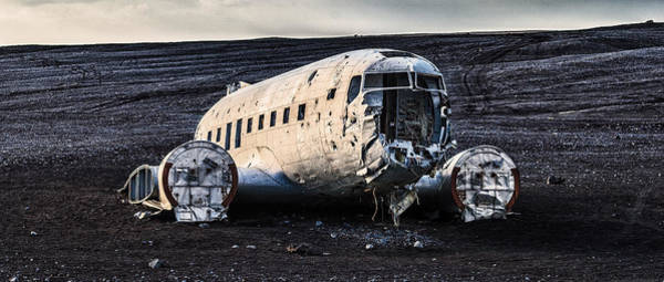 Photograph - Crashed Dc-3 by James Billings