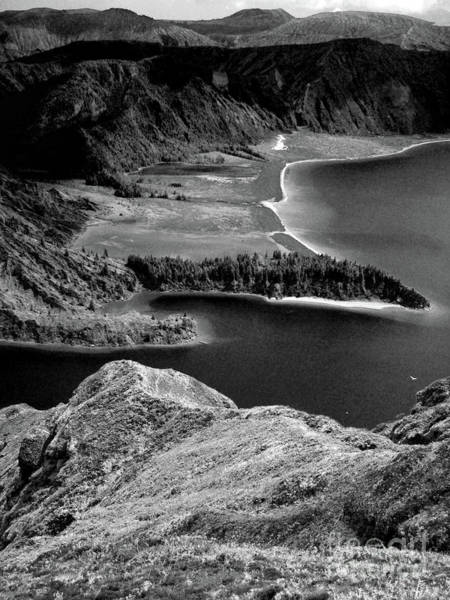 Wall Art - Photograph - Crater Lake by Gaspar Avila