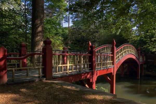 Photograph - Crim Dell Bridge by Jerry Gammon