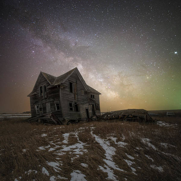 Wall Art - Photograph - Crooked by Aaron J Groen